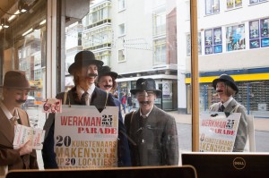 Werkmanparade. Foto Joël Kuiper